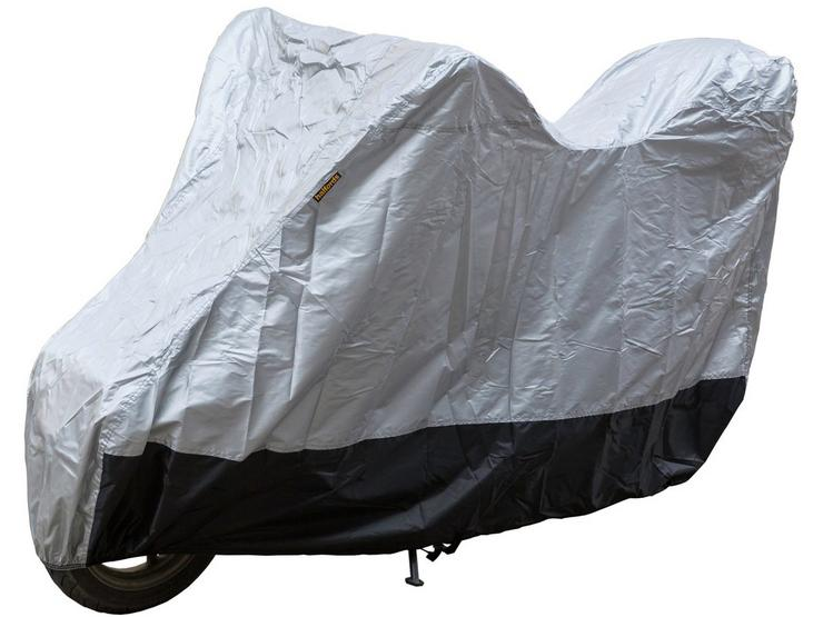 Halfords Topbox Motorcycle Cover - X Large