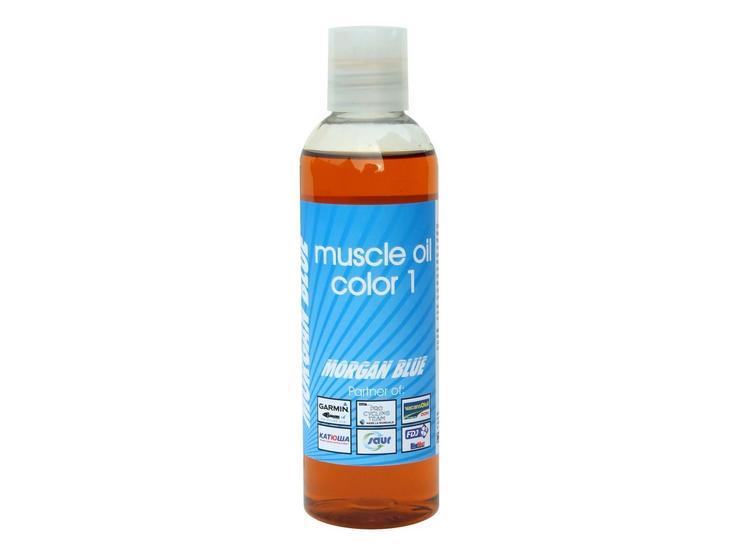Morgan Blue Muscle Oil Colour 1, 200cc