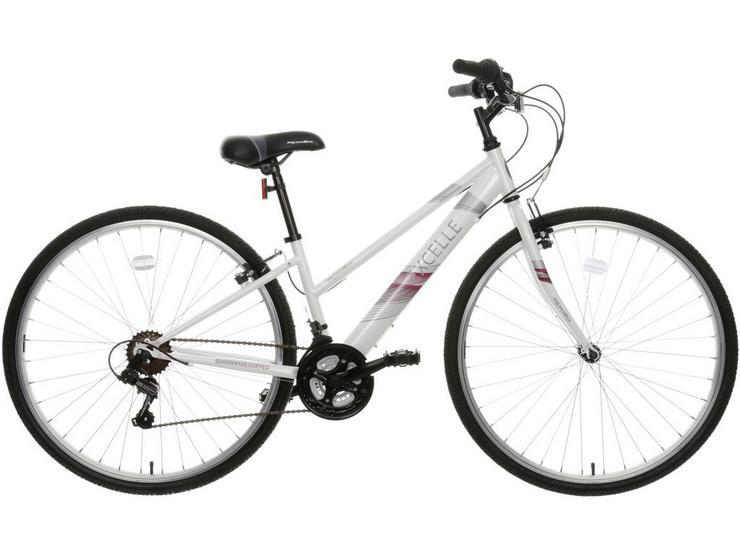 """Apollo Excelle Womens Hybrid Bike - 17"""""""
