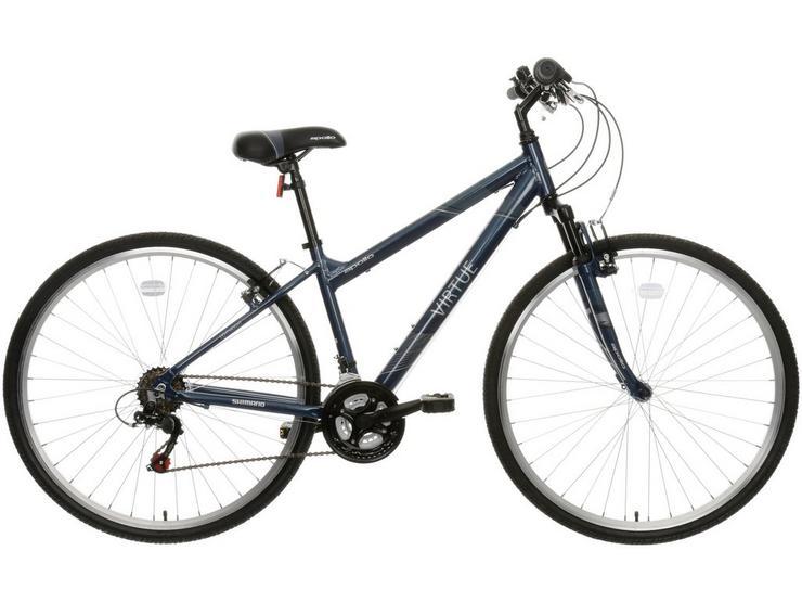 "Apollo Virtue Womens Hybrid Bike - 18"""