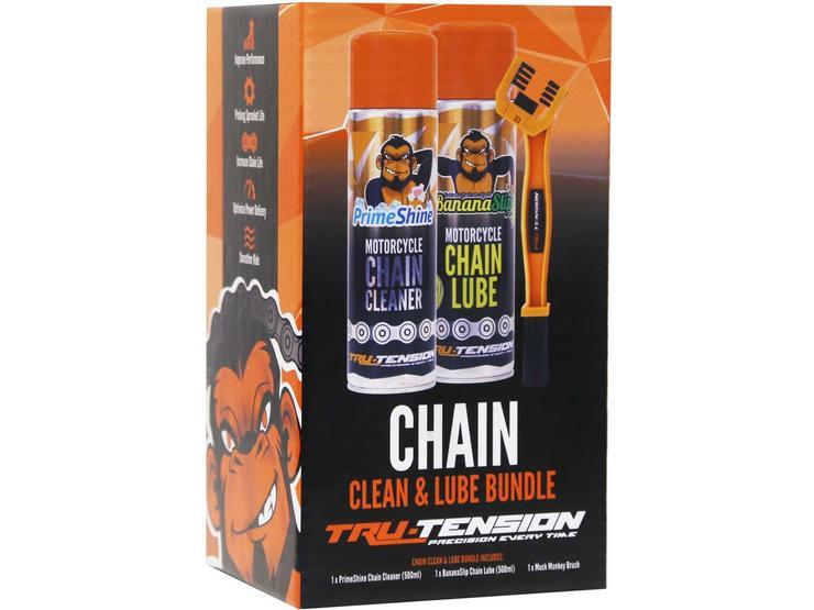 Tru-Tension Chain Clean & Lube Kit