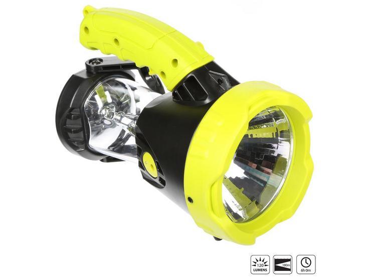 Halfords Advanced LED Spotlight Lantern