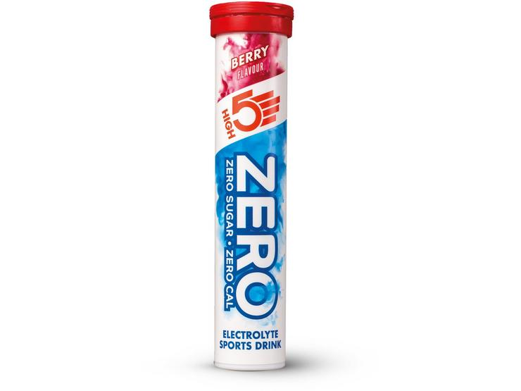 HIGH5 ZERO Berry Tablets