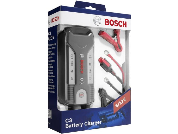 Bosch C3 Battery Charger
