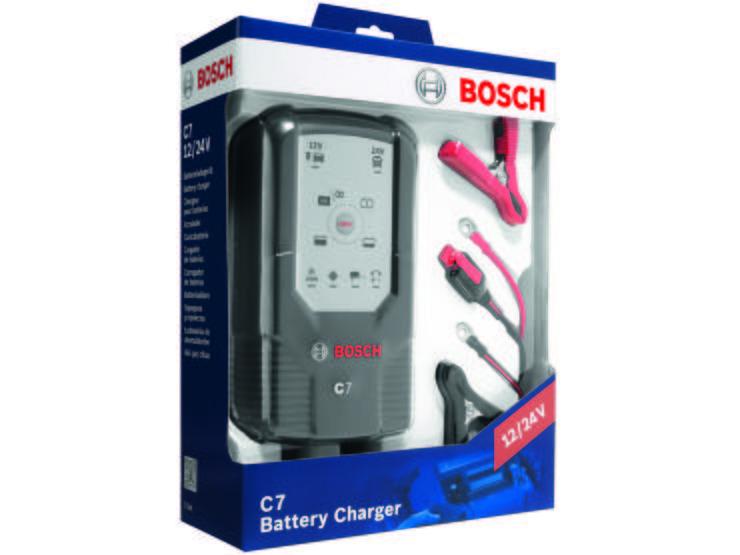Bosch C7 Battery Charger