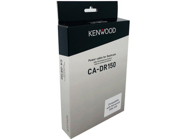 Kenwood CA-DR150 Hardwired Fitting Kit for DRV-330 Dash Cam
