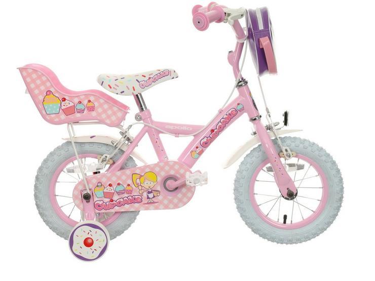 "Apollo Cupcake Kids Bike - 12"" Wheel"