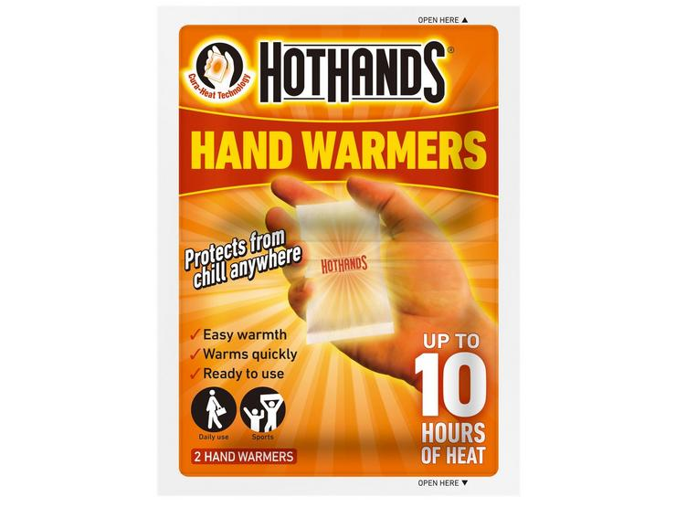Hot Hands Hand Warmers Twin Pack