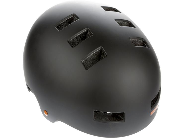 Mongoose Urban Helmet - Black, 51-55cm