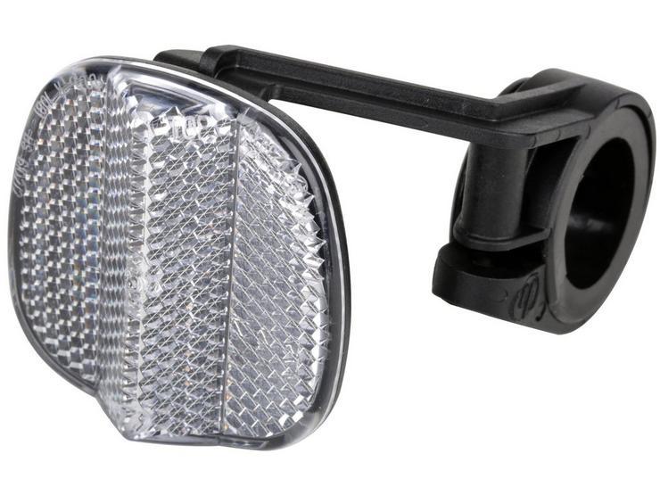 Halfords Essentials Front Bike Reflector