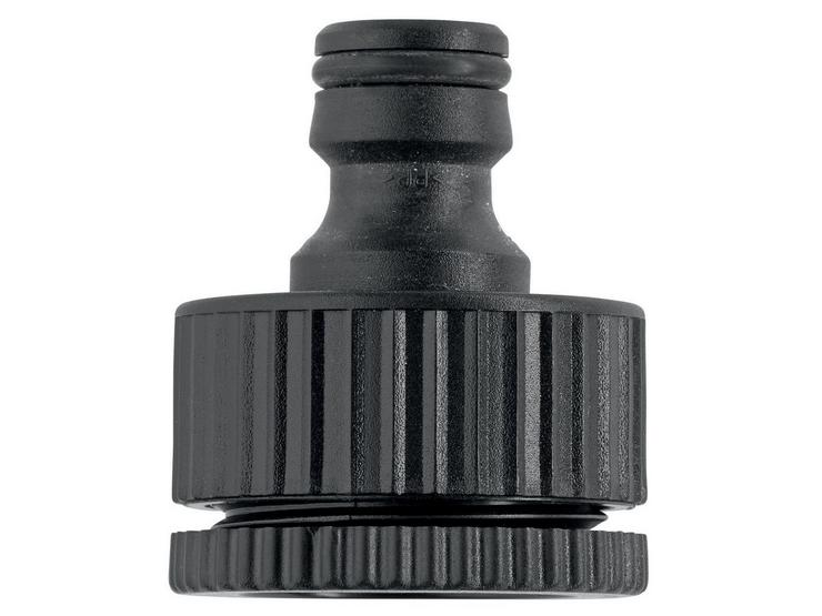 """Karcher Tap Connector 3/4"""" Thread with 1/2"""" Thread Reducer"""