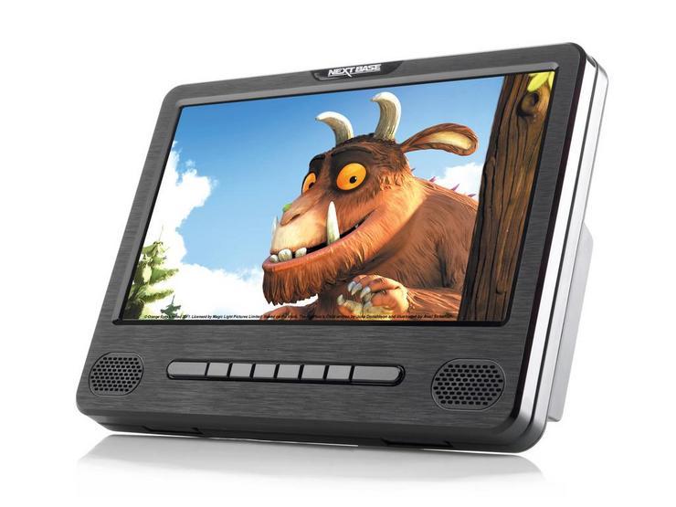 """Nextbase Car 9 - 9"""" Portable In-Car DVD Player"""