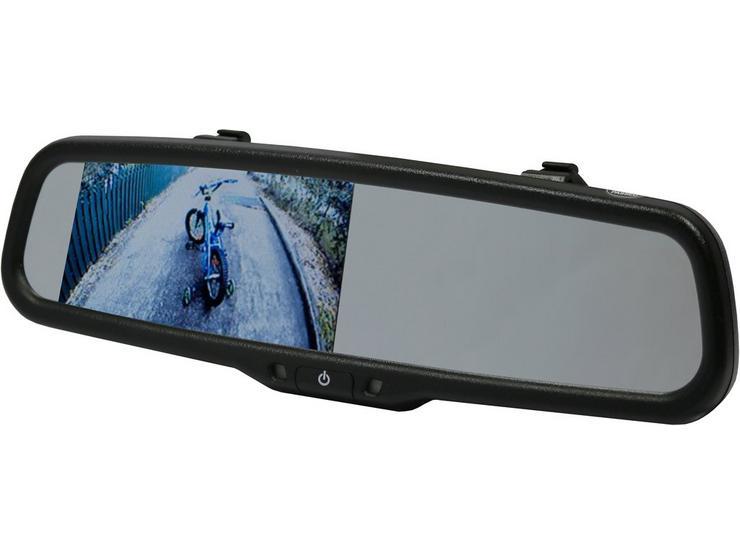 EchoMaster Mirror and Reversing Camera Kit