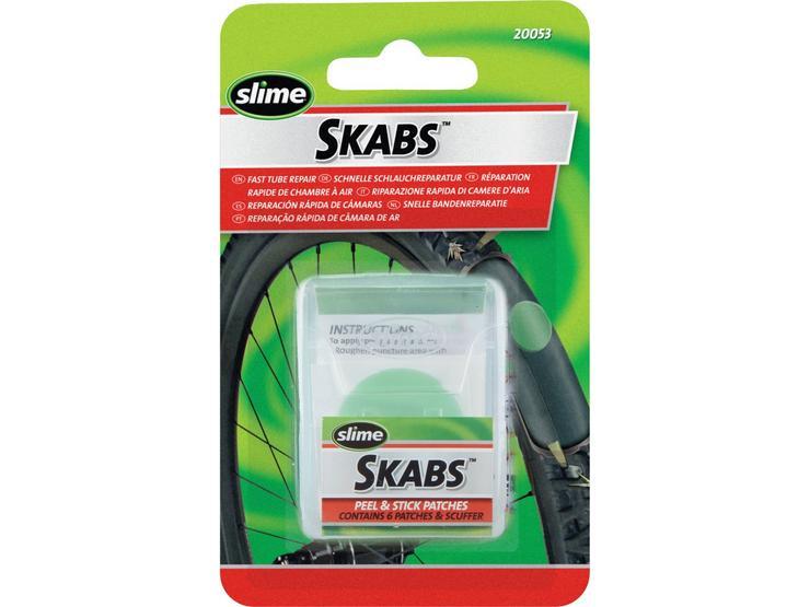 Slime Bike Skabs Patch Kit