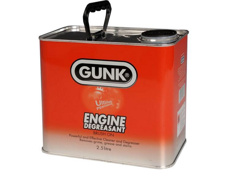 Gunk Engine Degreaser 2.5 litre