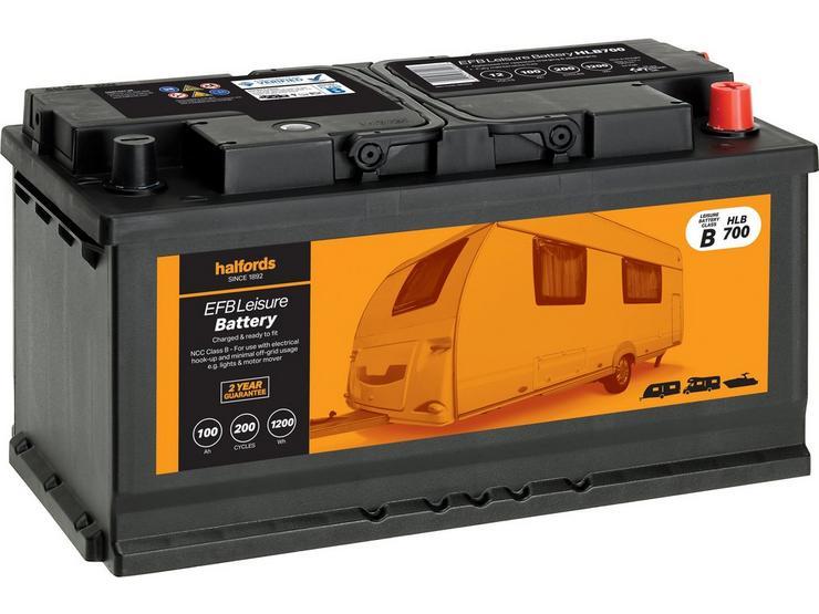 Halfords Leisure Battery HLB700