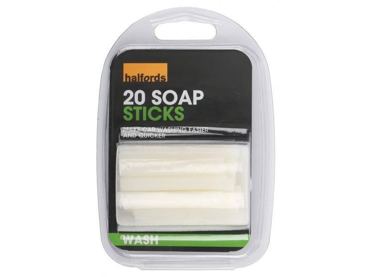 Halfords Soap Sticks