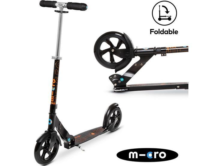 Micro Classic Scooter - Black