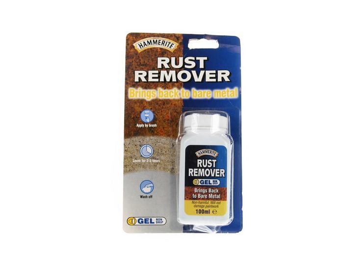 Hammerite Rust Remover Gel 100ml