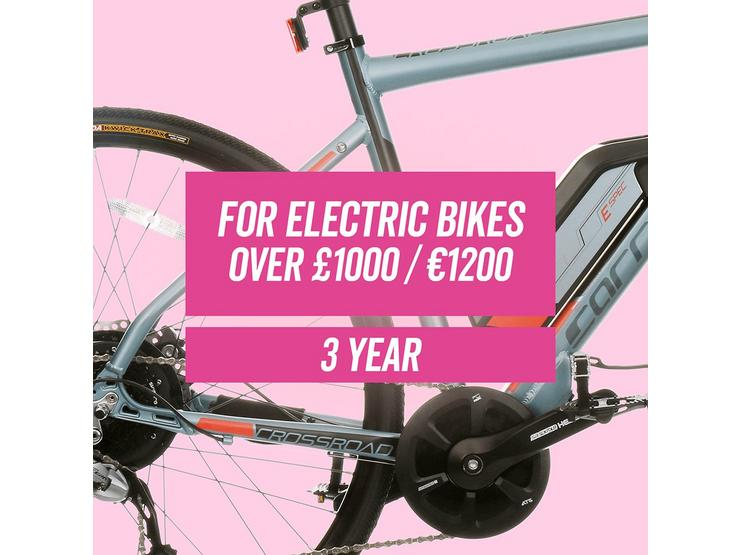 Performance E-bike CycleCare for 3 Years
