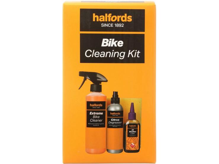 Bikehut Mini Cleaning Kit