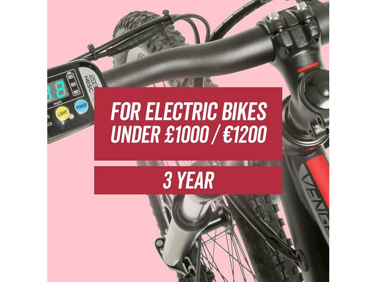 E-bike CycleCare for 3 Years