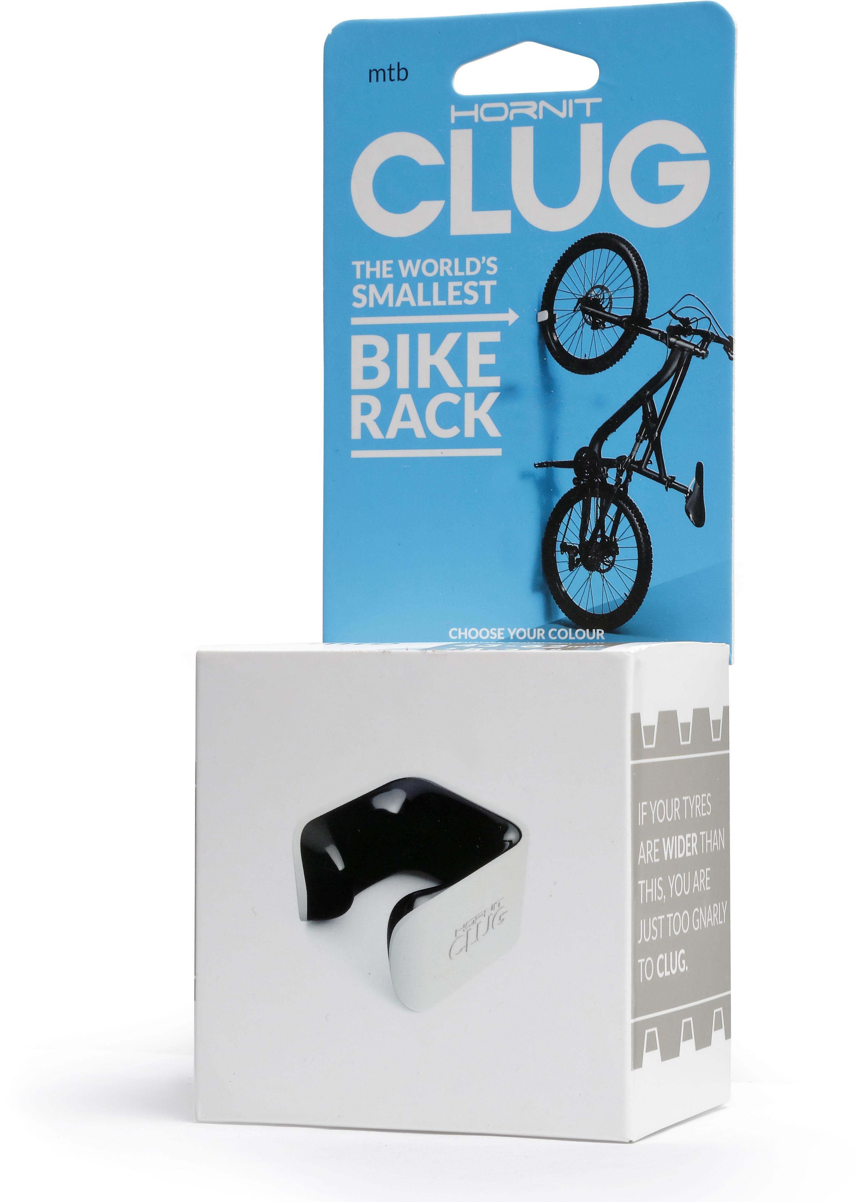 Hornit clug MTB Worlds Smallest Bike Rack