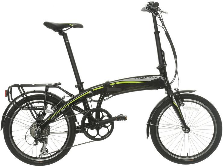 Carrera Crosscity Folding Electric Bike 2020