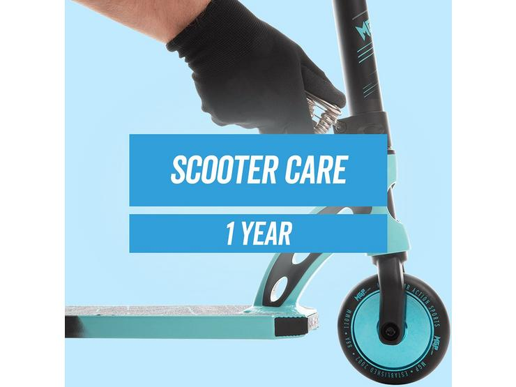 ScooterCare for 1 Year