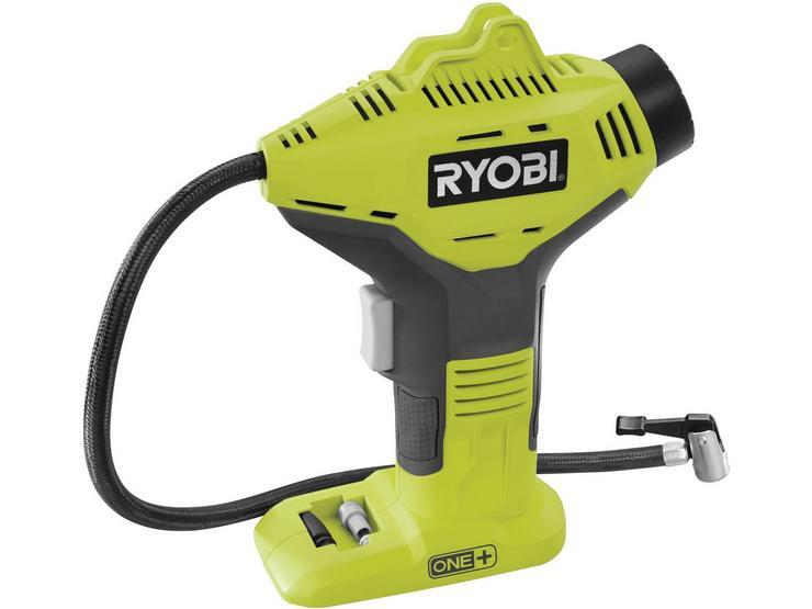 Ryobi 18V ONE+ High Pressure Inflator (Bare Tool)