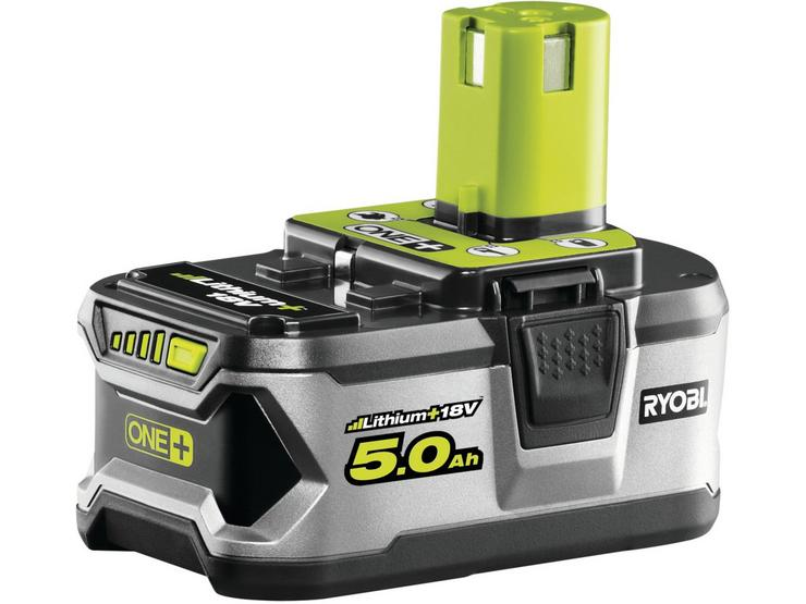 Ryobi 18V ONE+ 5.0Ah Battery