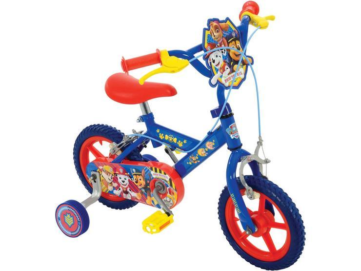 "Paw Patrol Kids Bike - 12"" Wheel"