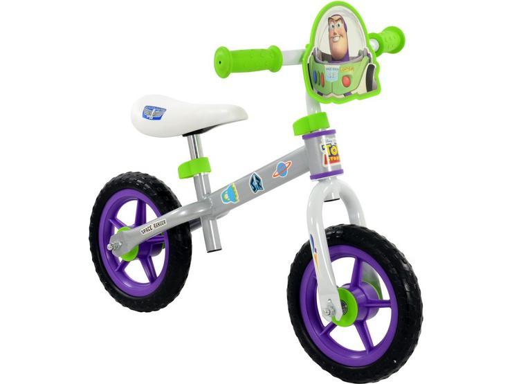 "Buzz Lightyear Balance Bike - 10"" Wheel"