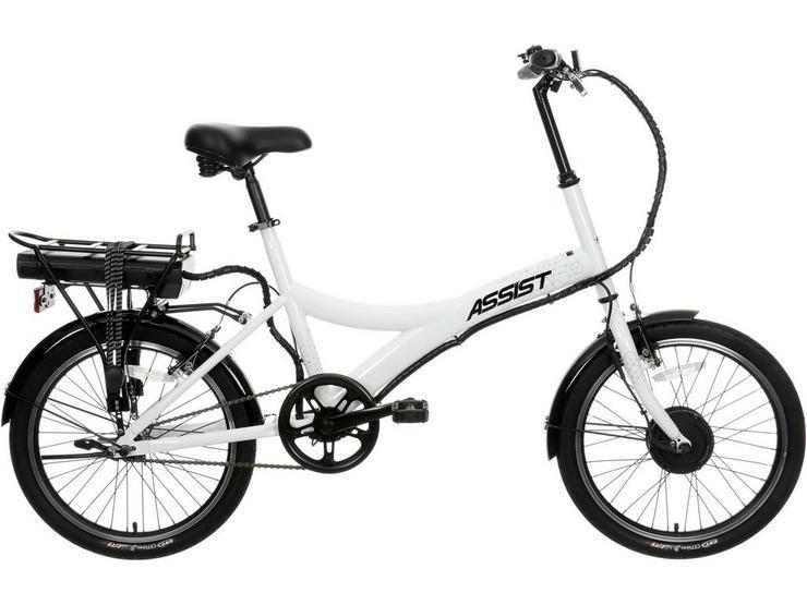 "Assist Hybrid Electric Bike 2021 - 20"" Wheel"