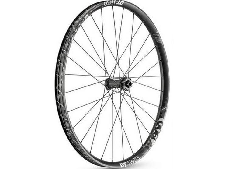 H 1900 Hybrid wheel, 35 mm rim, 15 x 110 mm BOOST axle, 27.5 inch front