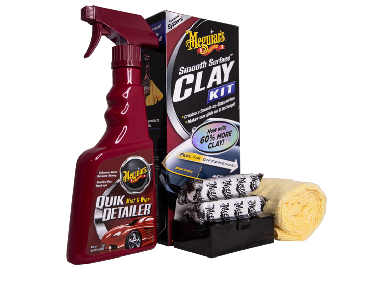 Meguiars Smooth Surface Clay Kit 914259