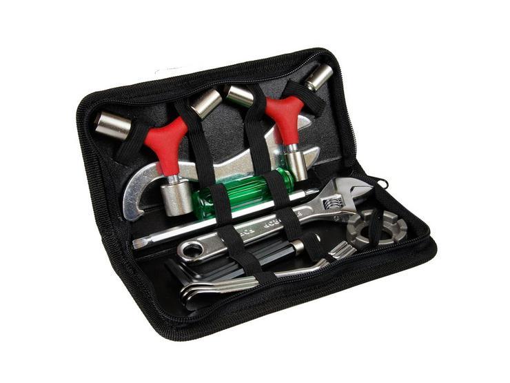 Halfords 12pc Bike Tool Kit