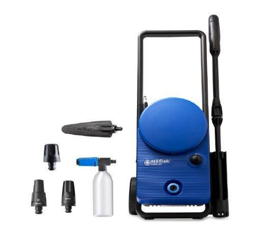 Nilfisk Core 125 bike & auto pressure washer