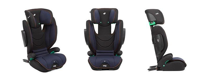 Joie for Halfords Transfix i-Size G2/3 Car Seat