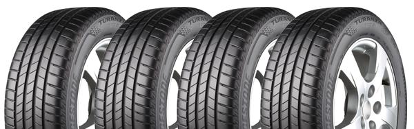 Bridgestone 4 tyres