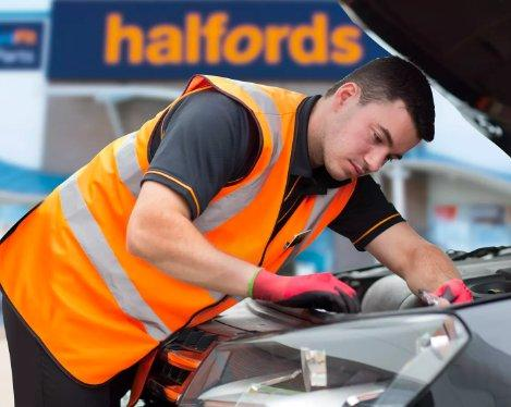 Find your local Halfords