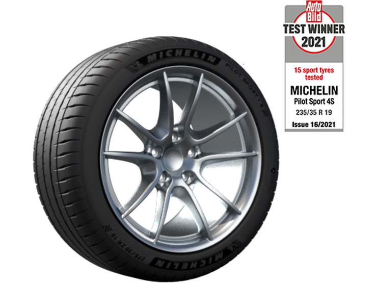 Michelin Pilot Sport 4 (225/45 R19 96W) XL *BMW